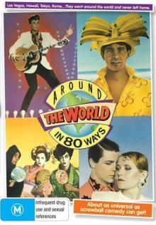 Вокруг света восемьюдесятью способами, 1988