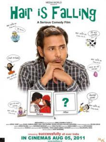 Выпадение волос: серьезная комедия, 2011